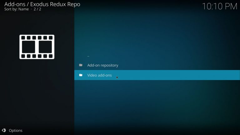 How to install Exodus Redux and Lambda Scrapers on Kodi - Jolly