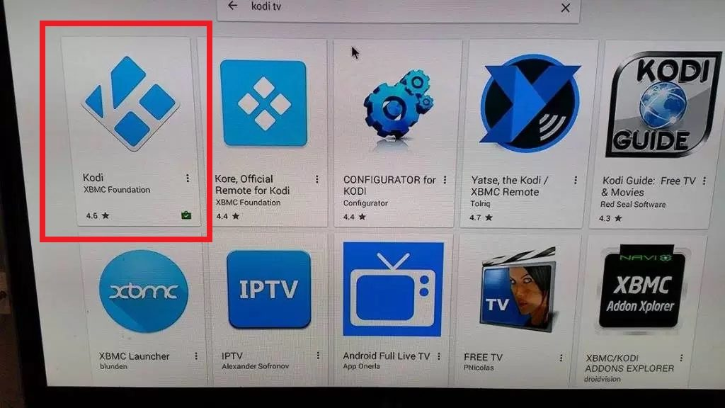 How to update KODI on your Android TV box (with pictures