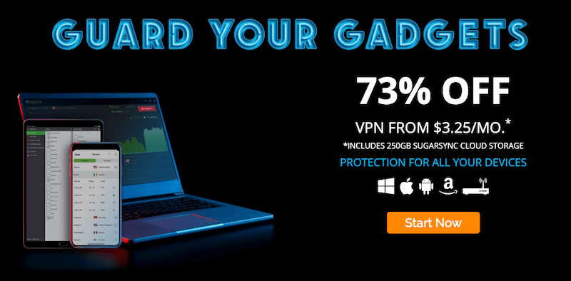 Ip Vanish VPN Company Website